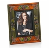 Modern Day Accents Rafaga Colorburst 5 x 7 Photo Frame