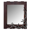 Modern Day Accents OM Parra Vine Wall Mirror