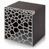 Modern Day Accents OM Colmena Honeycomb End Table
