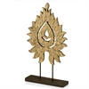Flama Carved Flame on Stand