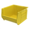 Akro-Mils Super Size AkroBin 20 x 18-3/8 x 12, Yellow