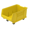 Mobile Super Size Akro Bin, Yellow, Yellow