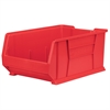 Super Size AkroBin 23-7/8 x 16-1/2 x 11, Red