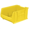 Super Size AkroBin 23-7/8 x 18-1/4 x 12l, Yellow