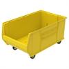 Mobile Super Size AkroBin, Yellow, Yellow