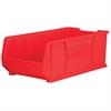 Super Size AkroBin 29-7/8 x 16-1/2 x 11, Red