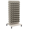 ReadySpace Flr Unt w/120 AkroBins,30210, White