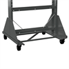 Akro-Mils Dolly for Gravity Hopper - 31625RACK,, Gray