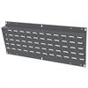 Akro-Mils Lean Panel, 35.5x2.5x13.25 1-Pk, Gray, Gray