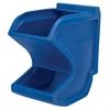 Akro-Mils Easy Flow Gravity Hopper, Blue, Blue