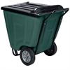 Akro-Cart w/Lid 60 Gal, Green