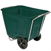 Akro-Cart 90 Gal, 30-1/2 x 47 x 39-1/2, Green