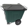 Akro-Cart w/Lid 90 Gal, Green