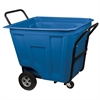 Akro-Mils Akro-Cart HD 90 Gal, Blue