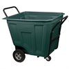 Akro-Mils Akro-Cart HD 90 Gal, Green