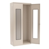 Quick View Bin Cabinet, No Bins, Beige