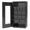 Quick-View Door Mini Cabinet 12 Drawers, Gray