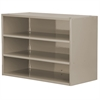 Akro-Mils Modular Cabinet, no Drawers, Putty, Putty