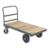Super HD Plat Truck, Wood, 36x72, Gray