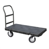 Versa/Deck Truck, Handle A w/ Crossbars, Black Deck/Gray Handle