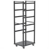 Akro-Mils 6 Shelf Rack For Jumbo Lug Tub, Gray