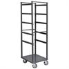 6 Shelf Rack For Jumbo Lug Tub, Gray