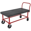 HD Work Height Platform Truck,, Red