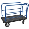 ULTRA/Deck, Handle G, Pneumatic, 24W, Black Deck/Blue Handle
