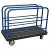 ULTRA/Deck, Handle D, Polyurethane, 24W, Black Deck/Blue Handle