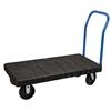 Akro-Mils ULTRA/Deck Handle A Open Polyolefin 30W, Black Deck/Blue Handle