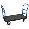 ULTRA/Deck, Handle B, Black Deck/Blue Handle