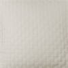 BedVoyage Rayon from Bamboo King/CK Coverlet in Ivory