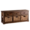 Southern Enterprises Jayton Storage Bench