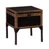 Southern Enterprises Drifton Travel Trunk End Table