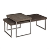 Nolan Nested Cocktail Table 2pc Set
