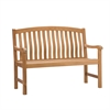 Southern Enterprises Teak 4' Bench
