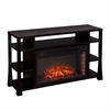 Stockton Media Electric Fireplace