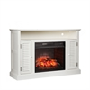 Antebellum Infrared Electric Media Fireplace