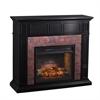 Kyledale Infrared Media Fireplace