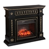 Donovan Infrared Electric Fireplace