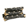 Southern Enterprises Resin Tealight Fireplace Log