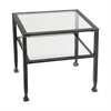 Southern Enterprises Metal Shadow Box Table Collection