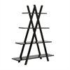 Southern Enterprises X Etagere - Black