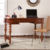 Southern Enterprises Huntleigh Turned-Leg Desk