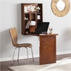 Southern Enterprises Wall Mount Fold-Down Desk