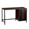 Radcliff Wood/Metal File Desk