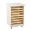 Anna Griffin Craft Room Paper Bin Storage Organizer