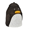 Southern Enterprises Penguin Laundry Hamper