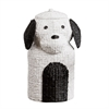 Southern Enterprises Puppy Laundry Hamper