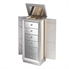 Southern Enterprises Jacklyn Jewelry Armoire